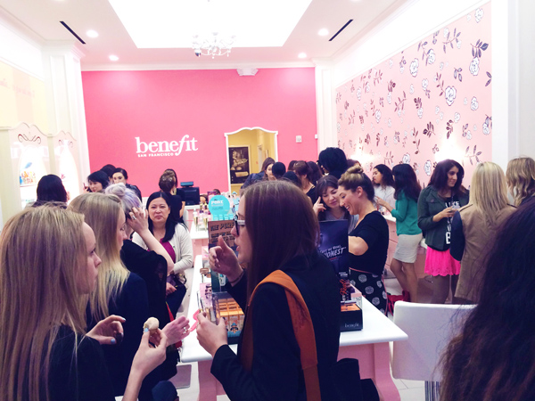 LookMazing x Benefit Cosmetics
