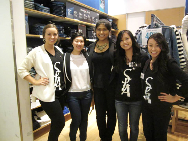 LookMazing x Gap at Davis